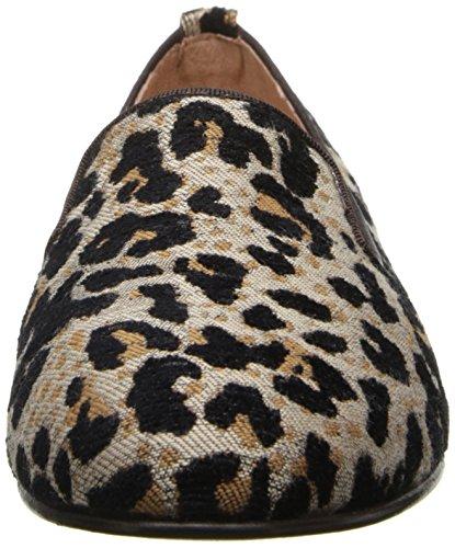 Leopardo Piatto Da Donna Con Motivo Di Ballerina Francese