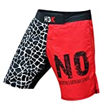 Eskaay Mma Grappling Training Cage Fight Kick Boxing Fighter Shorts