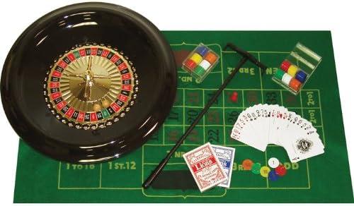 roulette gambling set