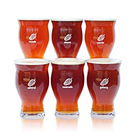 Six (6) Pack of Ultimate Pint Glasses – 6 In...