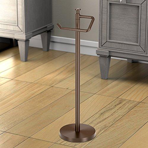Gatco 1435BZ Standing Tissue Holder 23.5'' Bronze by Gatco (Image #2)