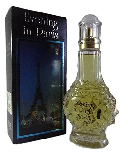 OMSR Evening in Paris Unisex Spray Perfume, 100ml (Multicolour)