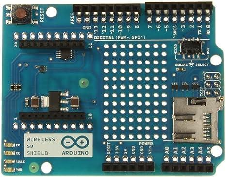 Arduino Wireless SD Shield Computer & Zubehr PC-Komponenten ...