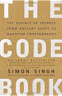 The book of codes understanding the world of hidden messages an the code book the science of secrecy from ancient egypt to quantum cryptography fandeluxe Image collections