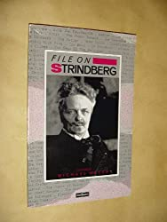 File on Strindberg (Writer-Files)