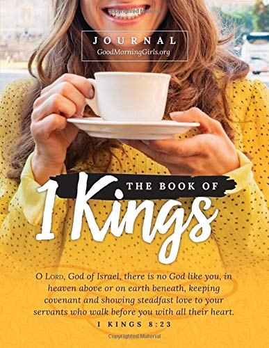 Pdf Bibles The Book of 1 Kings Journal: One Chapter a Day