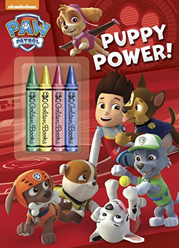 Puppy Power! (Paw Patrol) ()
