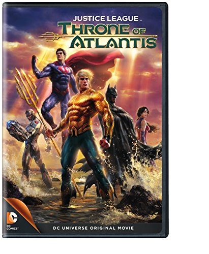 Justice League: Throne of Atlantis Commemorative ()