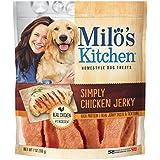 Milo's Kitchen Simply Chicken Jerky Dog Treat, 7 oz