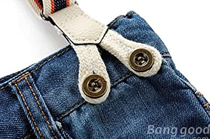 jeans mit hosenträger jungen