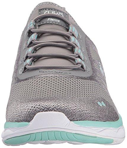 Fierce Grey Ryka Mint Shoe Walking Women's pRwpqz1Hvf