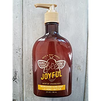Amazon Com Bath Amp Body Works Nourishing Hand Soap Bee