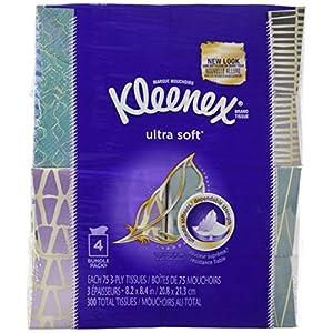 Ratings and reviews for Kleenex Ultra Soft Facial Tissues, Cube Box, 75 Tissues per Cube Box, 4 Packs