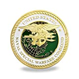 Cheap US Navy Seals Challenge Coin Naval Special Warfare Command Military Coin