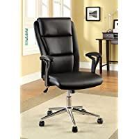 247SHOPATHOME IDF-FC609 Adjustable Home Desk Chairs