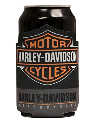 - Harley-Davidson Classic Bar & Shield Can Flat Wrap Cooler and Insulator CF30280