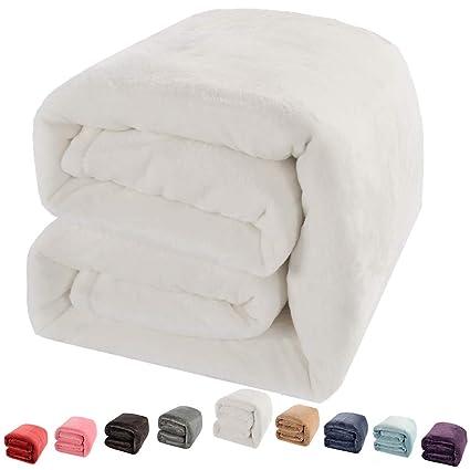 Amazoncom Shilucheng Luxury Fleece Blanket Super Soft And Warm