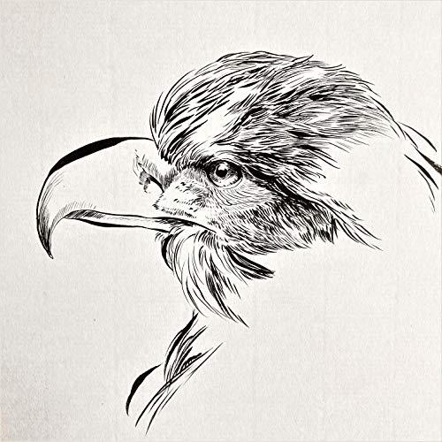 Kuretake Fountain Brush Pen black body with 3 Spare Cartridge, Black ink (No.13), Flexible Brush Tip for lettering, calligraphy, illustration, art, writing, sketching, made in japan