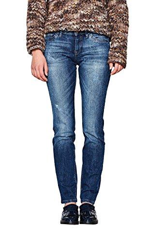 Wash 901 By Dark Edc blue Slim Esprit Jeans Donna Blu PnzqwT8U