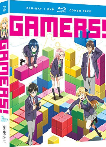 Gamers!: The Complete Series [Blu-ray] (Fan Gamer)