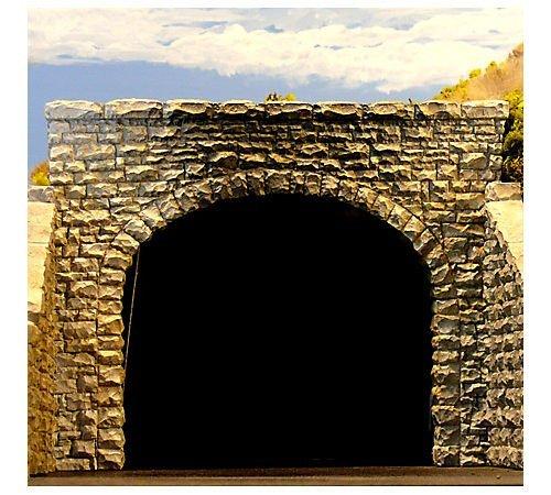 - Chooch Enterprises CHO9770 N Double Random Stone Tunnel Portal (2)