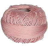 Handy Hands HH10-621 Embroidery Lizbeth Cordonnet Cotton Size 10-Light Dusty Rose