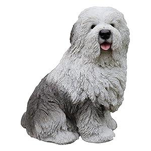 Hi-Line Gift Ltd Old English Sheepdog Statue 1