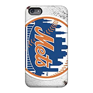 Scratch Protection Hard Cell-phone Case For Apple Iphone 6 Plus (CqT2020ZoBN) Customized HD New York Mets Pictures