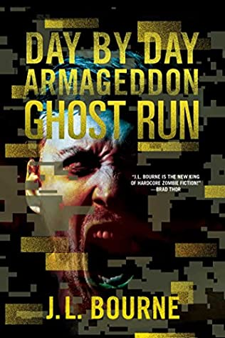 book cover of Ghost Run