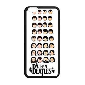 The Beatles Design TPU Snap On Back Case For iphone 6 plus 5.5 inch, Cellphone accessories