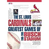 The St. Louis Cardinals - Greatest Games of Busch Stadium 1966-2005 by A&E Home Video