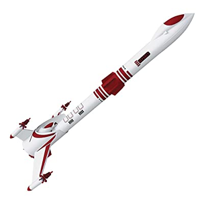 Estes Rockets 7235 Odyssey Model Rocket Kit, Skill Level 5, Brown: Toys & Games