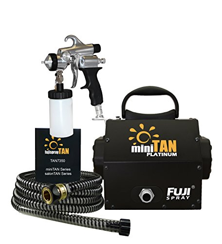 Fuji Mini Tan M Model System Spray Tan hvlp