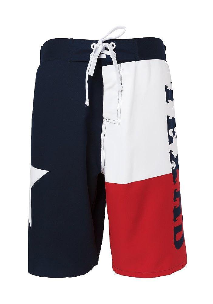 e951254c0345f Texas Flag Mens Boardshorts (Small) | Amazon.com