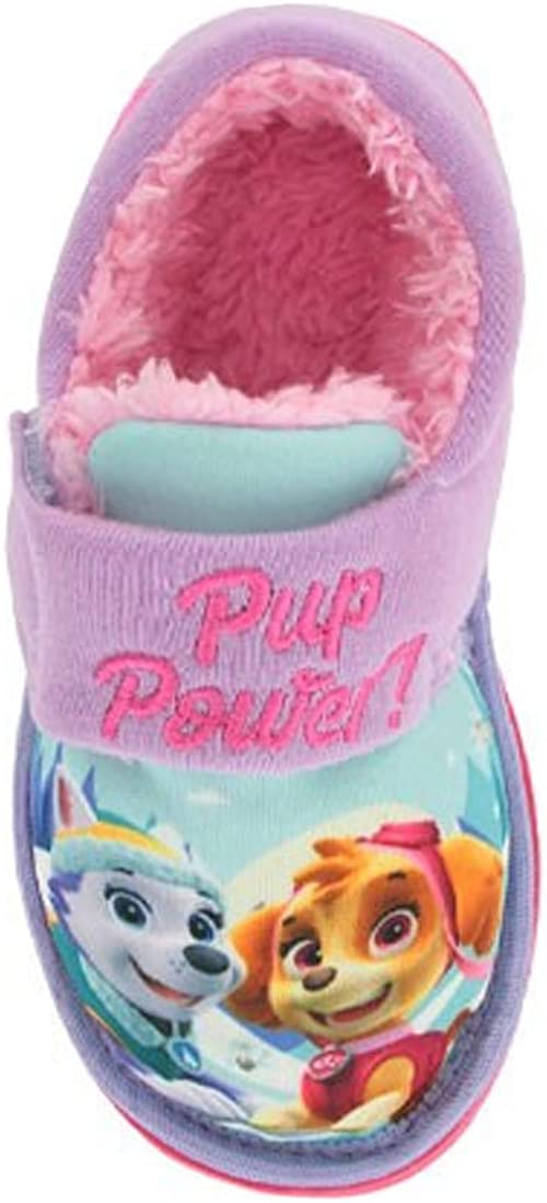 Hey Doggie Girls Soft Touch Pink Low Top Slippers UK Sizes Child 5-10