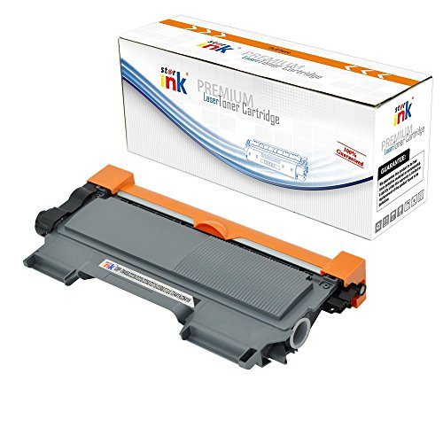 Starink TN450 TN420 Compatible Laser Toner Cartridge Replacement for Brother TN-450 TN-420 High Yield Black Toner, Use for HL-2240d HL-2270dw HL-2280dw MFC-7360n MFC-7860dw Printer