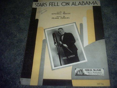 Stars Fell on Alabama Sheet Music (PHIL LYNCH)
