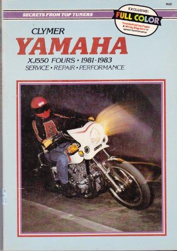Yamaha XJ550 & FJ600, 1981-1985: Service, Repair, Performance