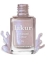 LONDONTOWN Lakur Nail Polish, Opal, 0.4 oz.