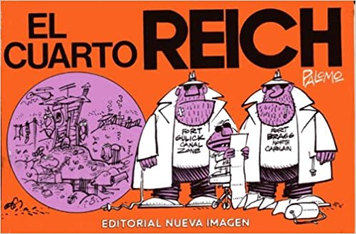 El Cuarto Reich (Spanish Edition): Palomo: 9789684291638: Amazon.com ...