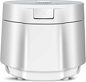 5L Rice Cooker IMD LCD Touch Rice Cooker with 10 Multicooker Functions and Sugar-Reducing,for Up to 6 People