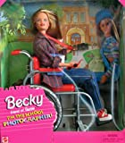 Barbie BECKY I'm The School Photographer! Doll with Wheelchair (1998), Baby & Kids Zone