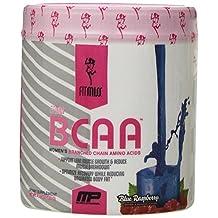 FitMiss BCAA 3:1:2 30 Serve Supplement, Blue Raspberry, 130 Gram