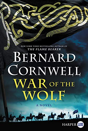 War of the Wolf: A Novel (Saxon Tales)