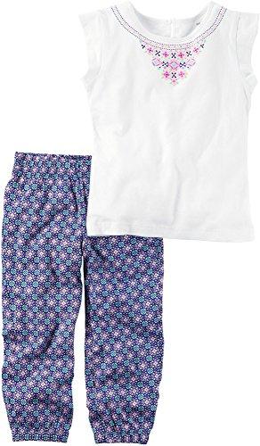 Carters Baby Girls Playwear 239g296