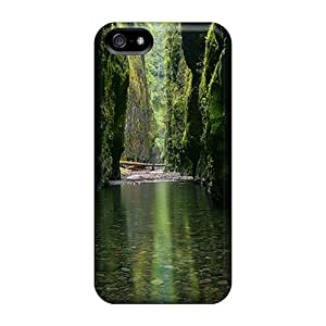 Hot Tpye Hidden Nature Case Cover For Iphone 5/5s