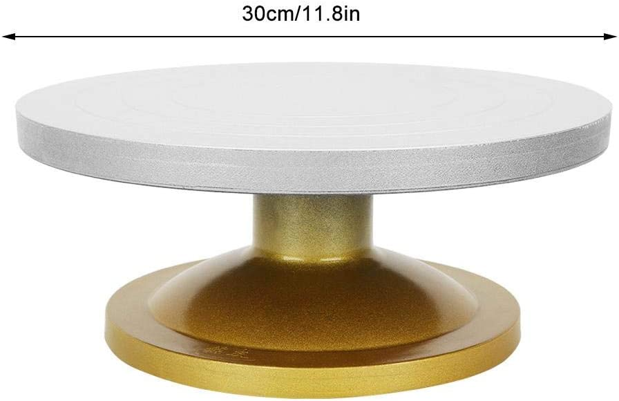 #2 Pottery Wheel Professional Metal Lightweight Strong Solid Durable Rotating Table Turntable for Clay Modeling Sculpture Ceramic Machine