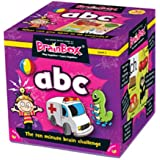 Green Board Games - BrainBox ABC (importado de Inglaterra)