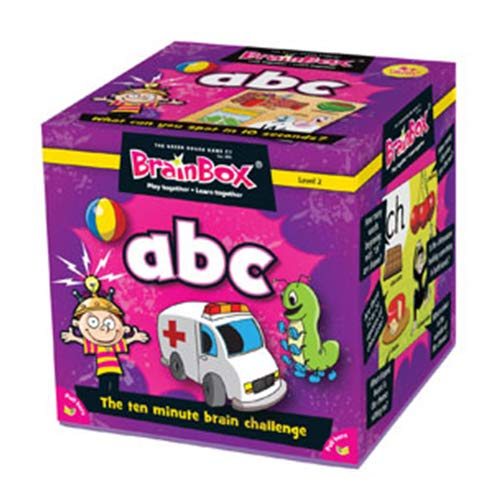 - MindWare Brain Box: My First ABC Brainbox