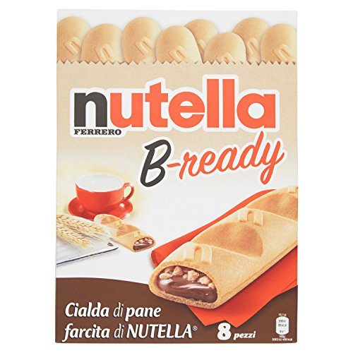 Nutella - B-ready - 8St/153g